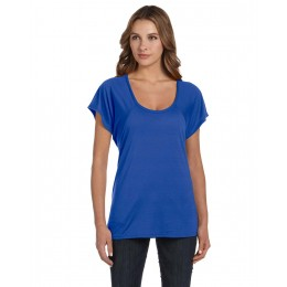 BELLA+CANVAS Ladies Flowy Raglan T-Shirt