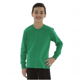 Everyday Cotton Long Sleeve Youth Tee