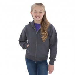 Everyday Fleece Full Zip Youth Hoodie