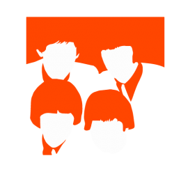 Beatles Orange