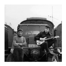 Spock and Lennon