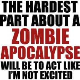 Zombie - Excited