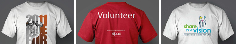 Charity & Fundraising by Kode Garment